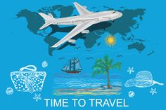 Travel, tourism and vacations concep @creativework247