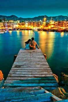 Northern Cyprus and ancient city of Kyrenia