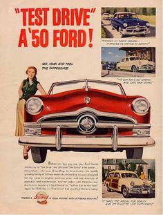 anuncios 1950 - Pesquisa Google