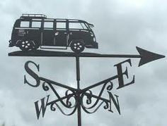 Volkswagen Weather vane.