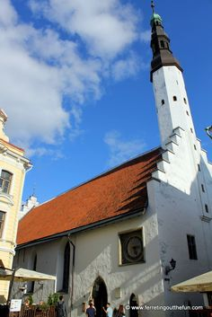 Tallinn, Estonia, with its remarkably well-preserved Old Town still surrounded by medieval stone walls, is one of Europe's most picturesque capitals.