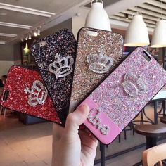 For iphone X 5.8 inch phone case Back Cover Shinning Protective Bling Glitter Layer Case for iPhone X 10 Leather Soft Back Cover