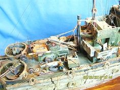 MIDSHIPS DETAIL VIEW #1