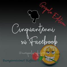 Cinquantenni su Facebook Gigolo Edition | Un episodio di Avrei qualcosa da dire Show | Blog Podcast – La mia vita in chiave comica fedelmente e sapientemente documentata #monologo #video #social #facebook #igtv #storiestruccate #cinquantenni #gigolo