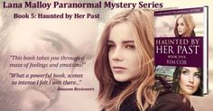 Haunted by Her Past - Book 5 September 2017 Release