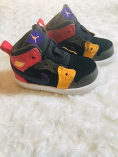 202edf291354 Baby Jordans Size 4c Multi Color  fashion  clothing  shoes  accessories   babytoddlerclothing