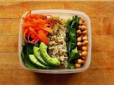 When you're going out, you don't always have to buy food; make your own meals so you know exactly what you're eating!