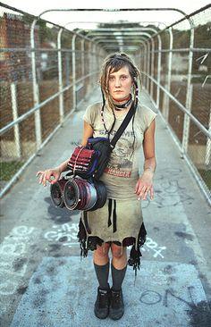Mike Brodie, polaroid kid