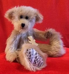 Limited Edition Potter Winkles, all hand made, 100 only. http://www.sherfordbear.co.uk
