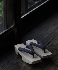 ☆ Japanese clogs, Geta 下駄