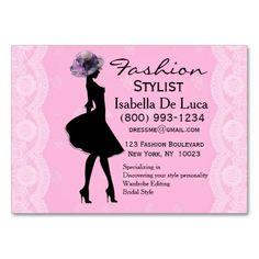 Fashion Stylist Business Cards Fashion Stylist Stylists And Cards