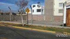 EN VENTA TERRENO SACHACA COSTADO DEL DORADO - AL MEJOR PRECIO DEL MERCADO Amplio terreno de 349.35m2. ubicado en plena calle Chiriguana al costado de una de las mejores zonas ... http://arequipa-city.evisos.com.pe/en-venta-terreno-sachaca-costado-del-dorado-al-mejor-precio-del-mercado-id-645108