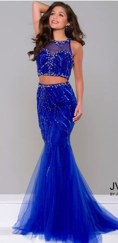 Shop for designer JVN by Jovani prom dresses at Promgirl. Affordable designer prom gowns and short dresses for prom or party from JVN by Jovani. Prom Dresses Jovani, Prom Dresses 2016, Designer Prom Dresses, Dress Prom, Party Dresses, Prom Outfits, Grad Dresses, Fashion Outfits, Two Piece Evening Dresses
