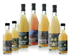 Chegworth Valley Farm Natural Fruit Juices