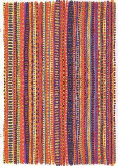 Stripes by Beatrice Baumgartner-Cohen