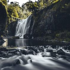 A short twenty minute drive from Burnie takes you into the rural community of West Ridgley, home to the stunning Guide Falls. No big hikes required for these ones - they're easily accessible from the parking lot, and make for a fabulous picnic spot. This beautiful long exposure shot was capture by @lucashalley_, thanks for tagging #TasmaniasNorthWest, Lucas! . . #seeaustralia #discovertasmania #ourplanetdaily #tasmania #chasingwaterfalls #waterfall #waterfallhike #exploremore #hikeaustralia Waterfall Hikes, Picnic Spot, Long Exposure, Parking Lot, Tasmania, North West, Waterfalls, The Twenties, Hiking