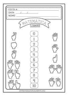Kinder math teaching numbers kinder math worksheets school activities classroom notebook education preschool addition pin by Teaching Numbers, Numbers Preschool, Preschool Worksheets, Kindergarten Math, Teaching Math, Math Activities, Preschool Activities, Math Centers, Classroom