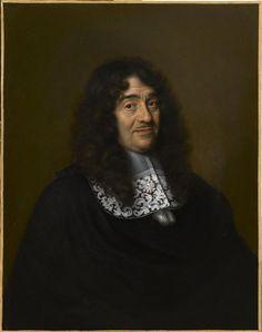 Claude Lefebvre | Jean-Baptiste Colbert (1619-1683), ministre | Images d'Art