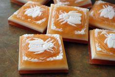 Honey and Milk Bee Bars « Otion Soap Blog