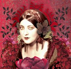 digital collage by romany soup art