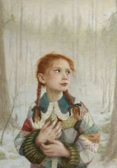 Lauren Mills: Cover for Minna's Patchwork Coat, oil. Novel pub date - November, 2015 Children's Book Illustration, Book Illustrations, Les Oeuvres, New Art, Painting & Drawing, Sculpture Art, Fantasy Art, Book Art, Fine Art Prints