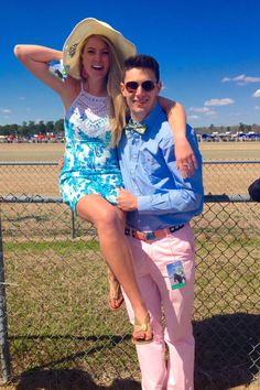 Frat boys and lilly dresses