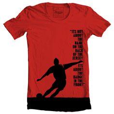 Beckham Tribute Red #beckham #tribute #fan #davidbeckham