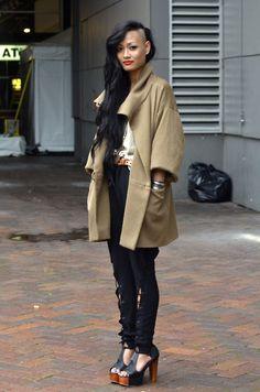 fashionpassionates:    FP   Fashion Passionates  blogging home of passonate fashionistas and more…