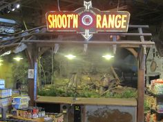 Test Your Skill With Bass Pro Shops Shooting Range.