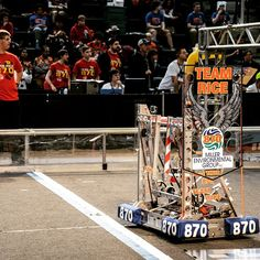 #tbt to when we competed at RPI last year and were Semi-Finalists by team870