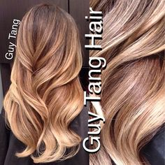 Guy Tang - Beachy blonde ombre