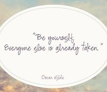 Discover and share Be Yourself Oscar Wilde Quotes. Explore our collection of motivational and famous quotes by authors you know and love. Love Me Quotes, All Quotes, Great Quotes, Quotes To Live By, Inspirational Quotes, Amazing Quotes, Oscar Wilde Quotes, Happy Thoughts, Life Thoughts