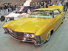 1963 Buick Riviera - I had a 62 for a while...sigh. Miss it now but couldn't afford the gas guzzler it was then.