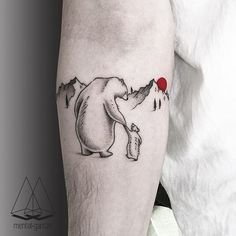 #Bear #Tattoo