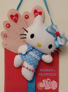Hello Kitty Butterfly   Um organizador de acessórios de cabe…   Flickr