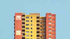 Berlin's Oddest Buildings Look Unreal Out of Context