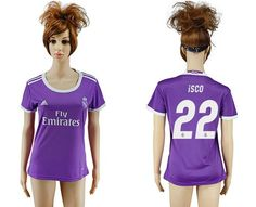 61baa6293 ... france buy womens real madrid ksilla away soccer club jersey super  deals from reliable womens real ...