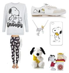 """""""Snoopy Cutie"""" by clemson06 on Polyvore featuring Feiyue"""