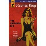 The Colorado Kid is part of the Hard Case Crime series. It is a mystery written by Stephen King.