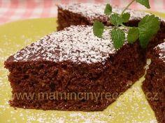 Perník s jablky Food And Drink, Baking, Bakken, Backen, Sweets, Pastries, Roast