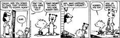 Calvin and Hobbes Comic Strip, January 29, 2007 on GoComics.com