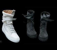 7eeccde1215ffd Selectism - Kris Van Assche Footwear for Autumn Winter 2009 Funky Outfits