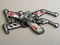 X-Wing - Star Wars perler beads by Nicolel12