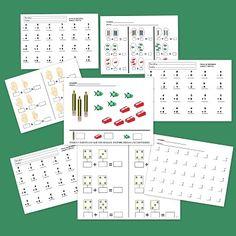 Fichas de refuerzo de Matemáticas: Sumas y restas