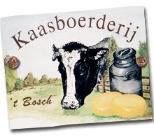 Kaasboerderij 't Bosch in Made