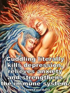 This means I need to cuddle more.