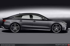 Audi A5 Sportback by Caractere