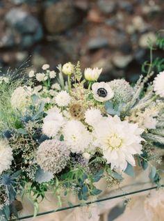 Flowers Wedding Inspiration - Style Me Pretty
