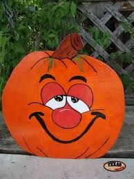 Image result for pumpkin painting