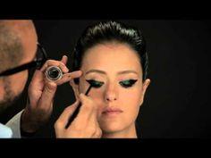 """Tutorial de Maquiagem Sephora: """"Delineado Duplo"""" por Claudio Belizario"""